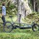 Vélo cargo électrique Riese&Müller Load 75 graphic matt
