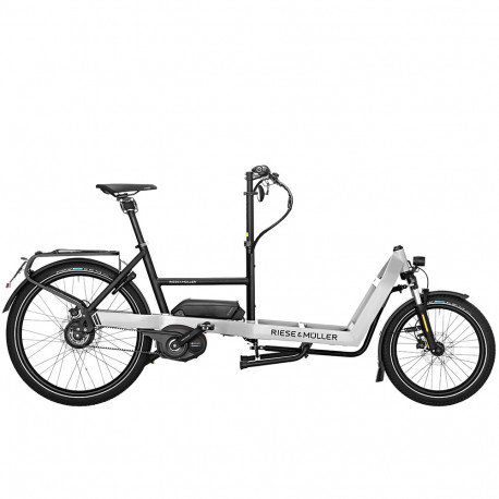 Vélo cargo électrique Riese&Müller Packster 40 HS