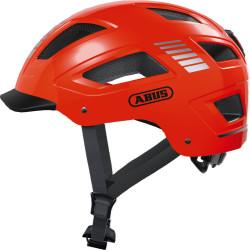 Casque vélo Abus Hyban 2.0 Signal orange