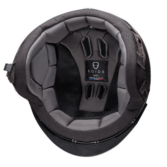 Kit hiver pour casque Egide avec cache-oreilles