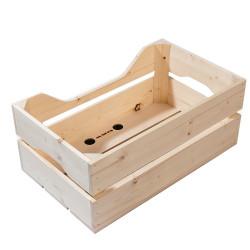 Panier bois Racktime Woodpacker