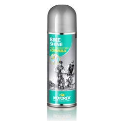 Spray brillant Motorex Bike Shine 300 ml