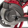 Vélo pliant électrique Tern Vektron Q9 unité Bosch Active Line Plus