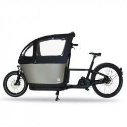 Tente de pluie vélo cargo Carqon