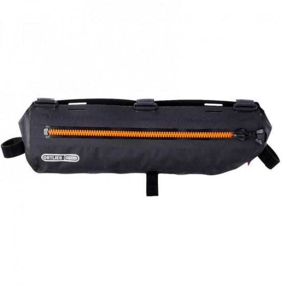 Sacoche de cadre bikepacking Ortlieb Frame-Pack Toptube 4L zip étanche