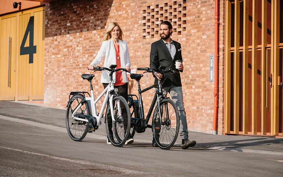 Genève, une ville propice à la pratique du vélo