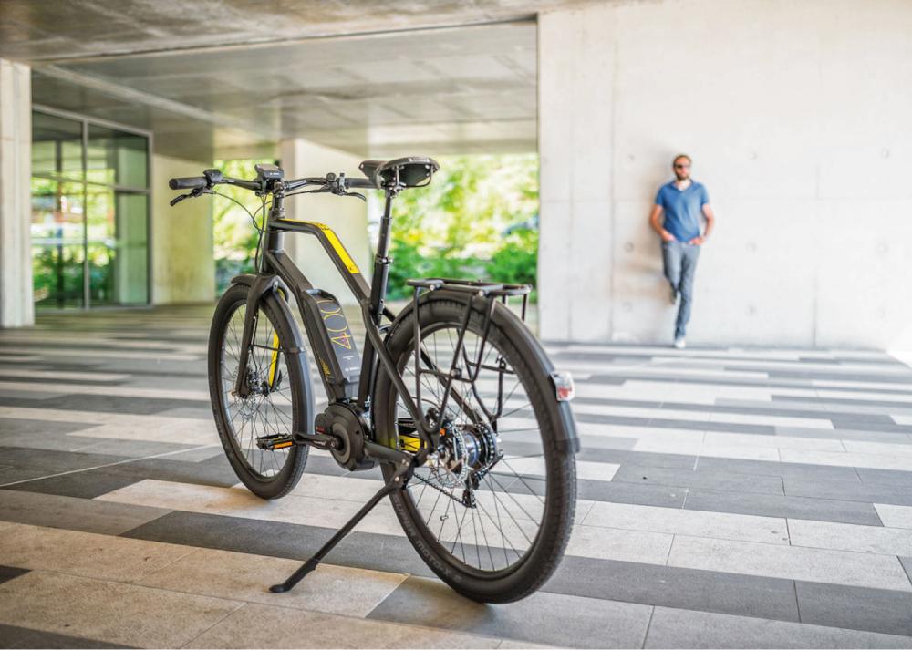 Le vélo à assistance électrique (VAE)