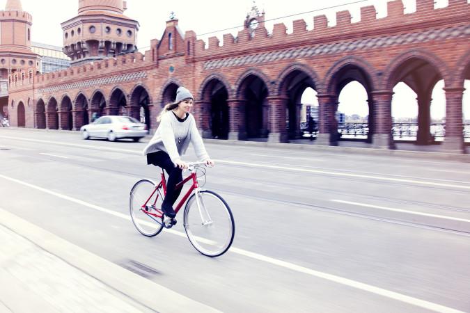 Choisir un vélo de ville à Genève