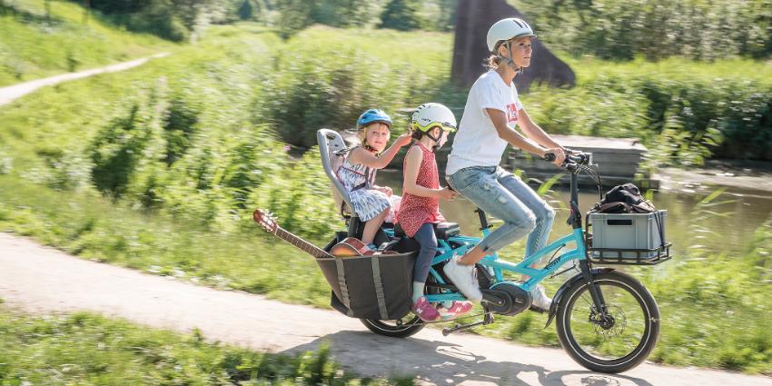 Le cargo bike ou autrement appelé le vélo cargo